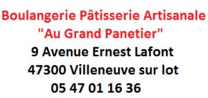 Boulangerie Au grand Panetier
